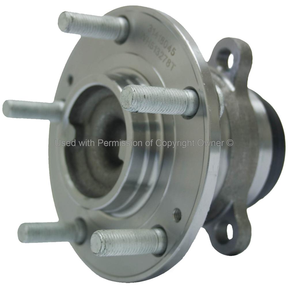 Genesis Auto Parts 2011 Hyundai Genesis Coupe Front Wheel Bearing And Hub Assemb Parts