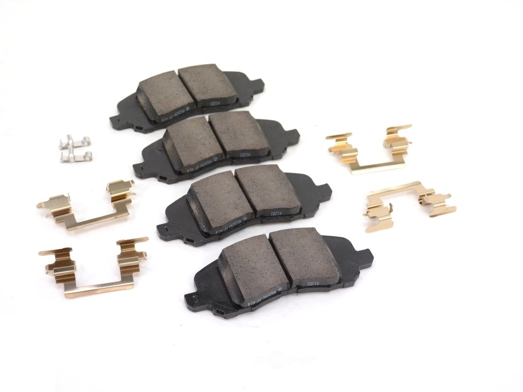 MOPAR PARTS - Disc Brake Pad (Front) - MOP 68020494AB