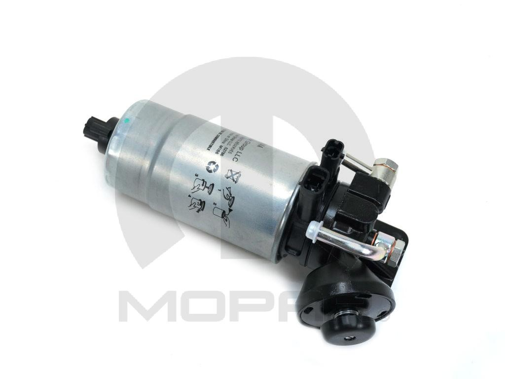 MOPAR PARTS - Fuel Water Separator Filter - MOP 68043089AA