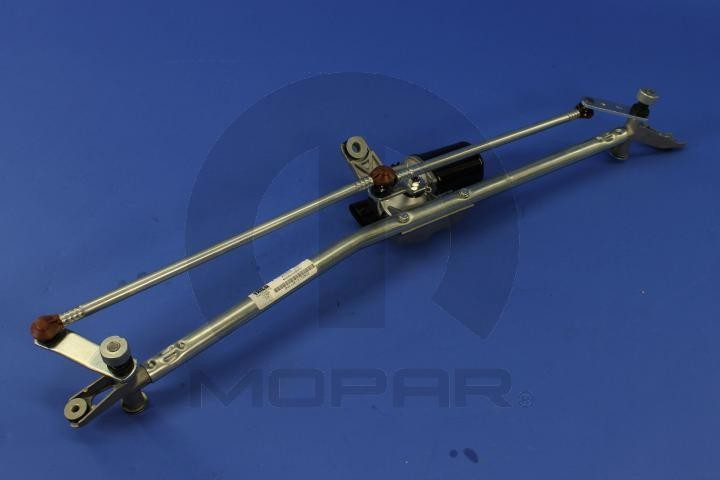 MOPAR PARTS - Windshield Wiper Arm, Linkage And Motor Assembly - MOP 68043386AC