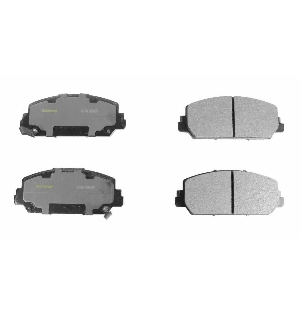 MONROE PREMIUM BRAKES CANADA - Ceramics Brake Pad - MPM CX1625