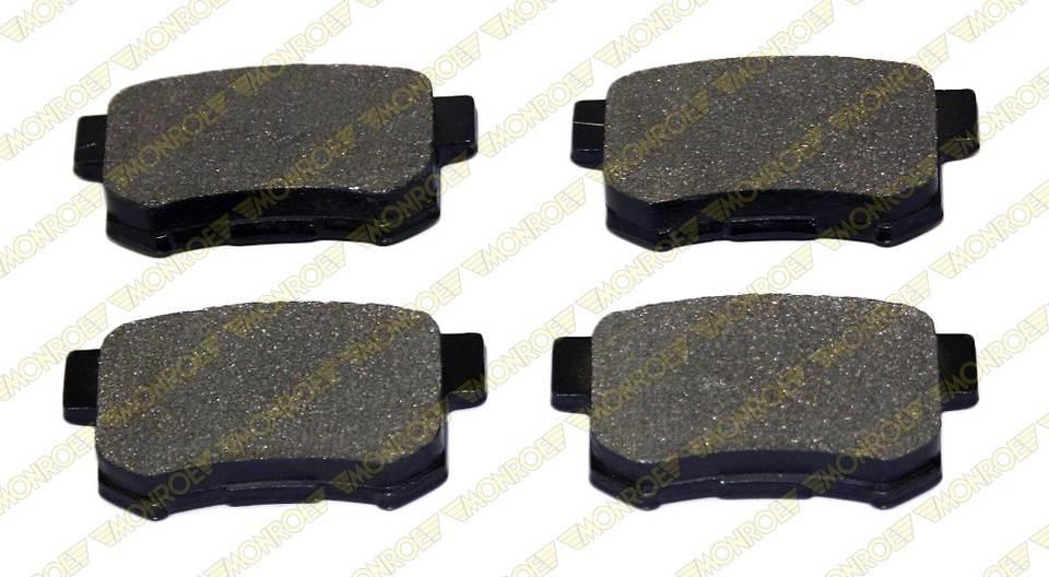 MONROE PREMIUM BRAKE PADS - Monroe Dynamics Brake Pad - MPD DX1086