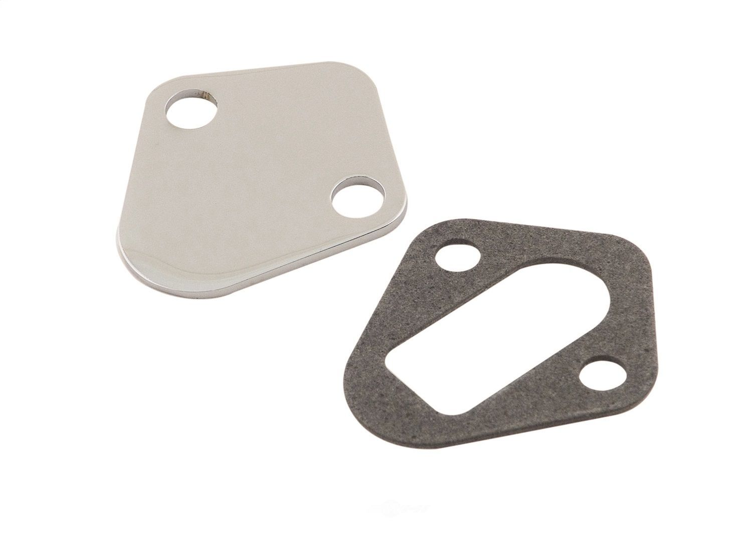MR. GASKET - Fuel Pump Block-off Plate - MRG 1516