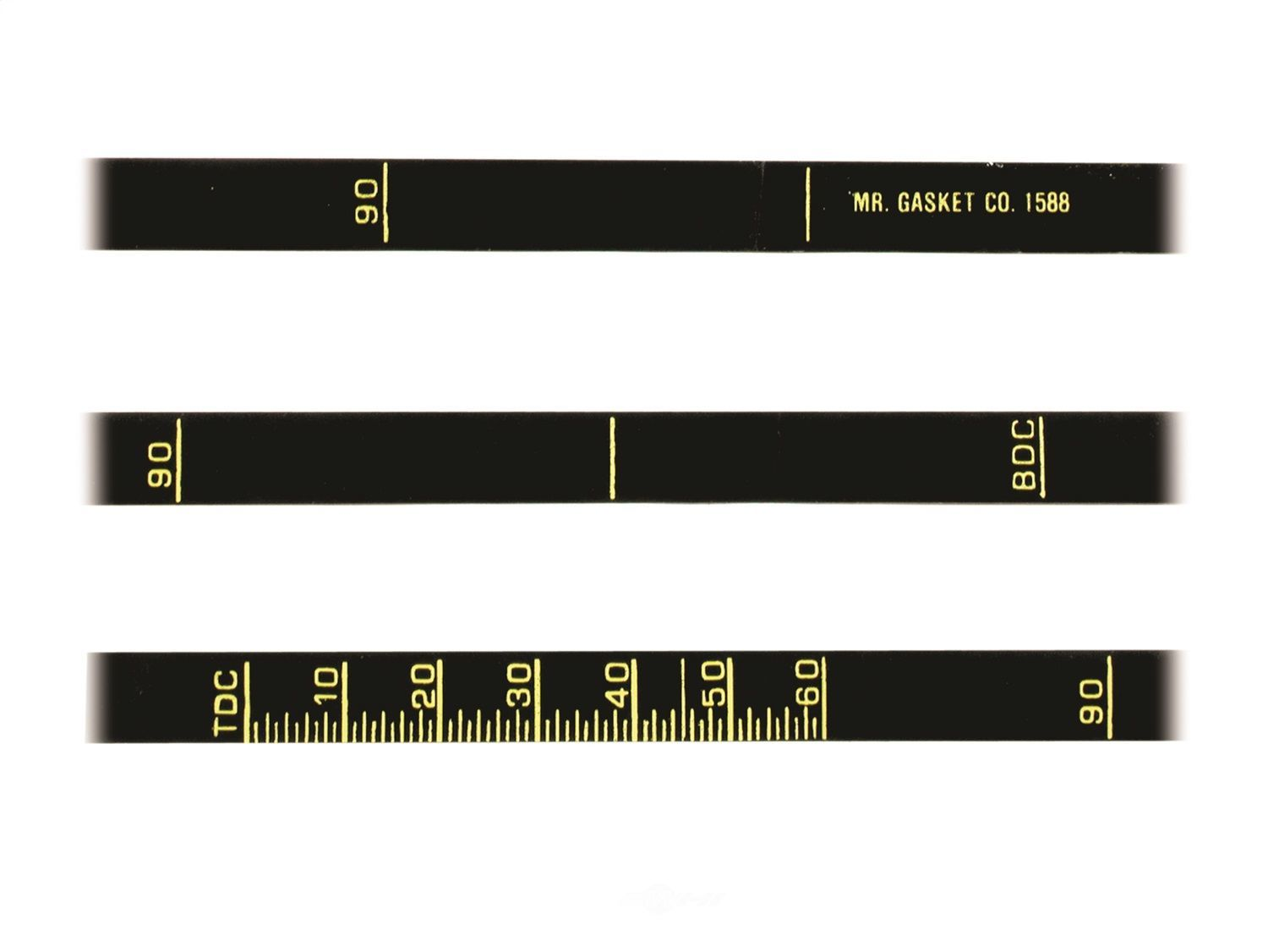 MR. GASKET - Precision Timing Tape - MRG 1588