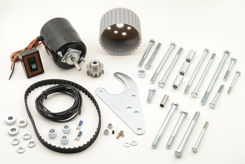 MR. GASKET - Electric Water Pump Drive Kit - MRG 4333