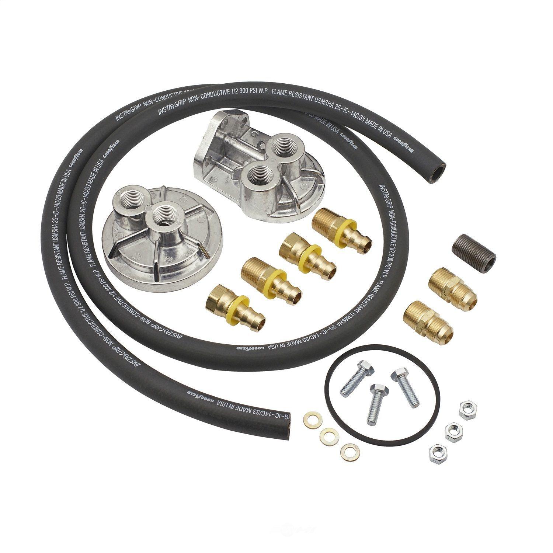 MR. GASKET - Remote Oil Filter Kit - MRG 7680