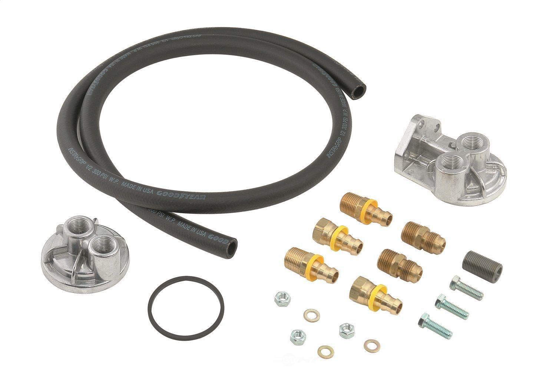 MR. GASKET - Remote Oil Filter Kit - MRG 7682