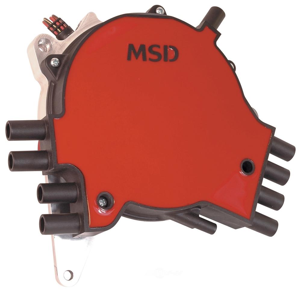 MSD IGNIT. - Pro-Billet(TM) GM LT-1 Distributor - MSD 83811