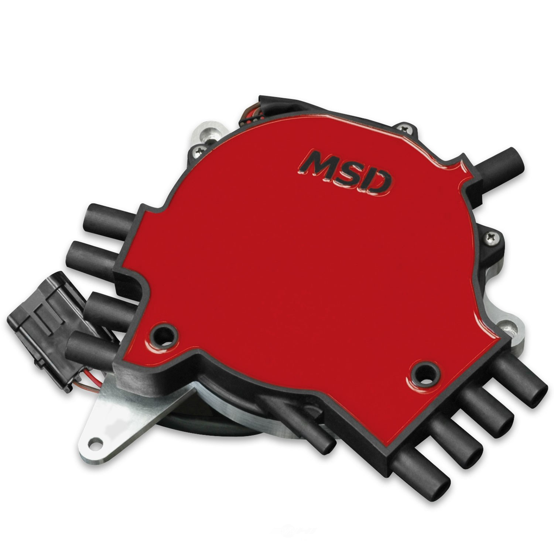 MSD IGNIT. - Pro-Billet(TM) GM LT-1 Distributor - MSD 8381
