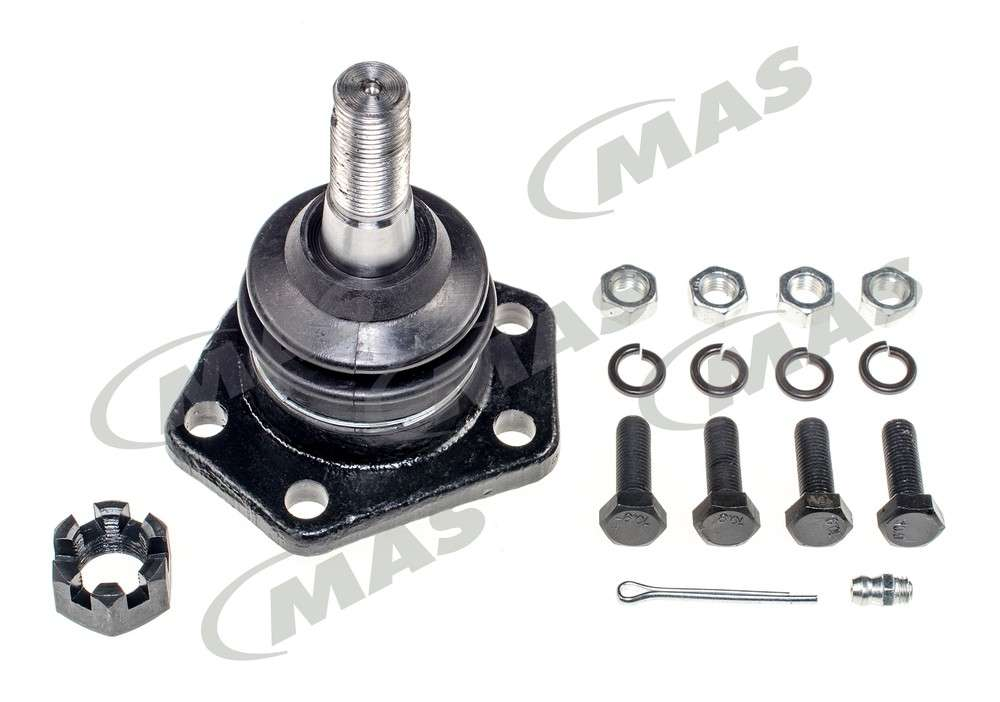 MAS INDUSTRIES - Suspension Ball Joint (Front Upper) - MSI B6122