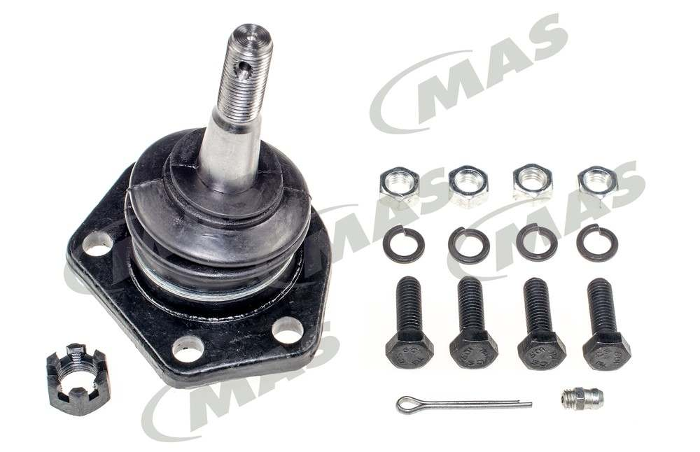 MAS INDUSTRIES - Suspension Ball Joint (Front Upper) - MSI B6136