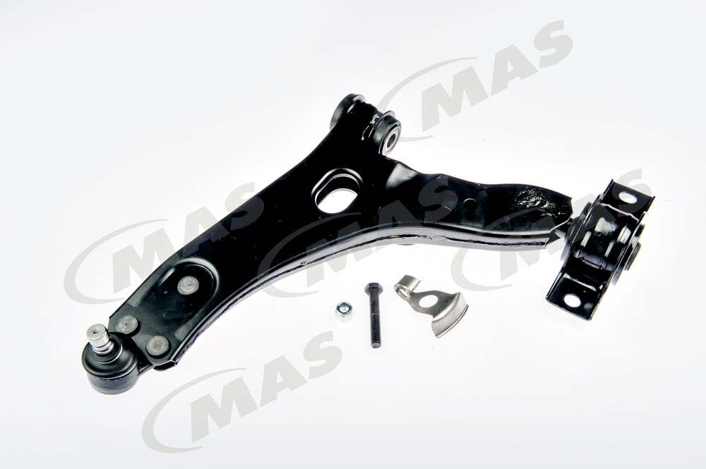MAS INDUSTRIES - Suspension Control Arm and Ball Joint Assembly (Front Left Lower) - MSI CB30827