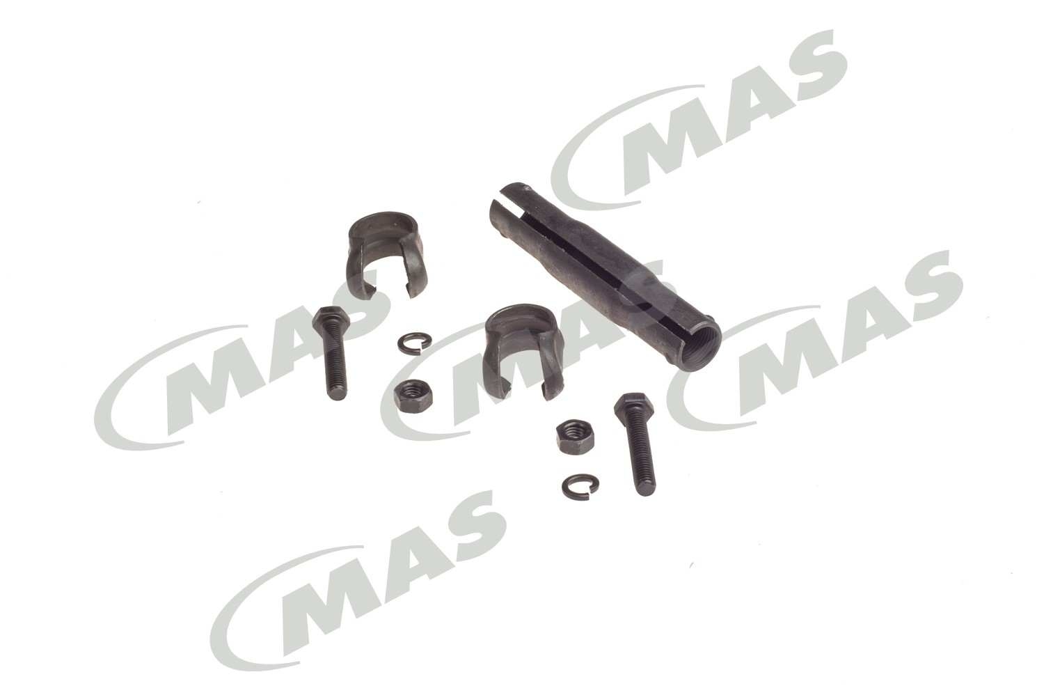 MAS INDUSTRIES - Steering Tie Rod End Adjusting Sleeve - MSI S2004