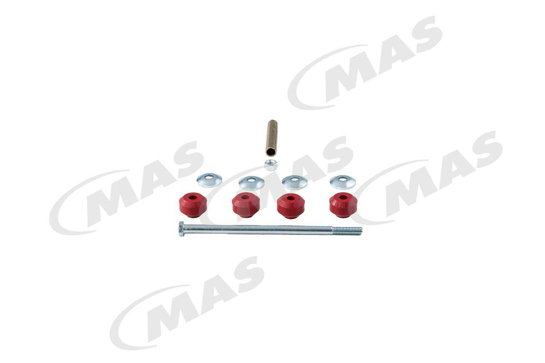 MAS INDUSTRIES - Suspension Stabilizer Bar Link Kit (Front) - MSI SL91215