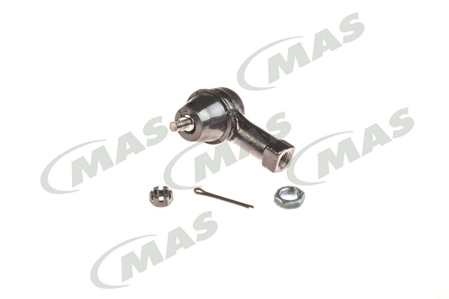 MAS INDUSTRIES - Steering Tie Rod End (Front Outer) - MSI T2347