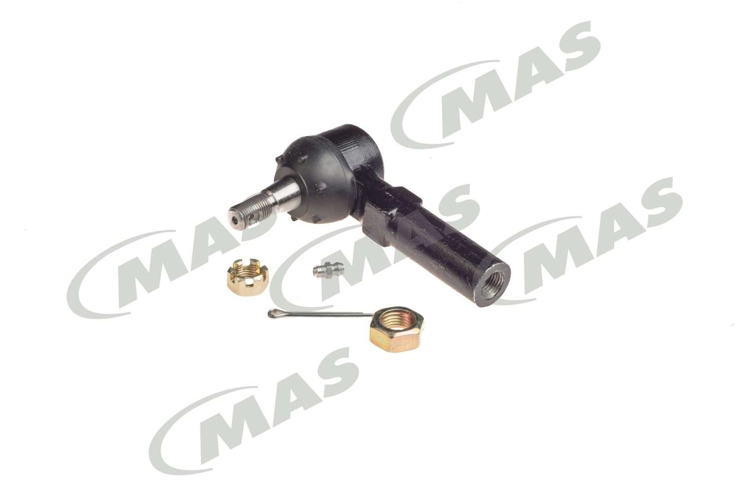 MAS INDUSTRIES - Steering Tie Rod End (Front Outer) - MSI T3181