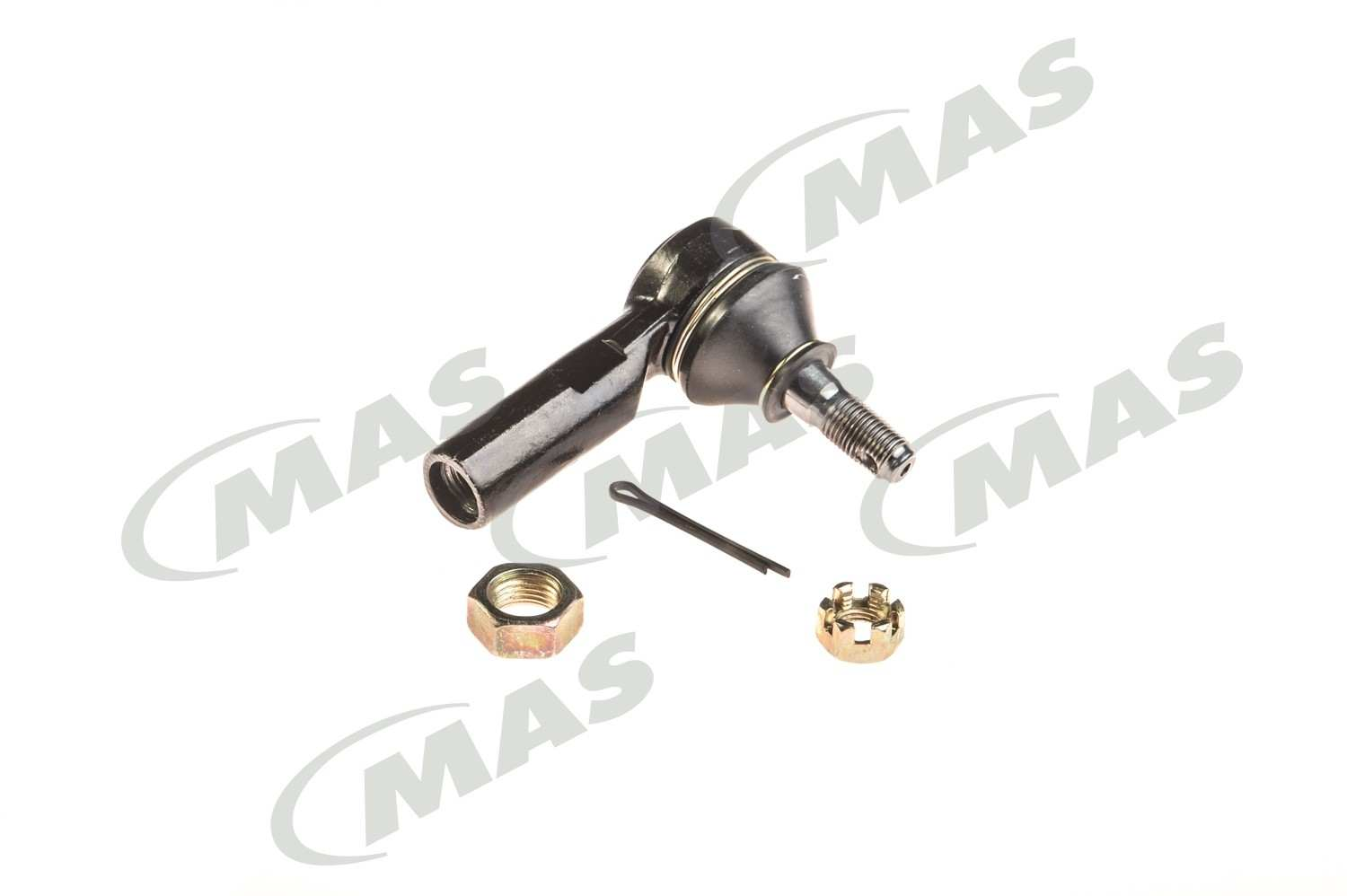 MAS INDUSTRIES - Steering Tie Rod End (Front Outer) - MSI T3306