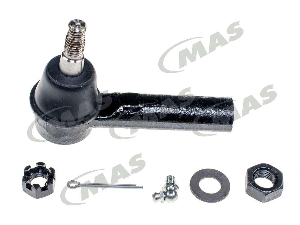MAS INDUSTRIES - Steering Tie Rod End - MSI TO90025