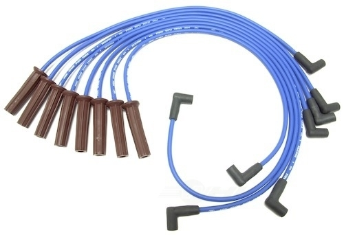 NGK CANADA STOCK NUMBERS - NGK Spark Plug Wire Set - N30 51351