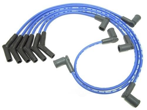 NGK CANADA STOCK NUMBERS - NGK Spark Plug Wire Set - N30 52005