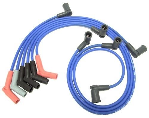 NGK CANADA STOCK NUMBERS - NGK Spark Plug Wire Set - N30 52011