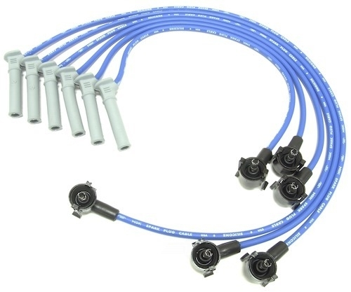 NGK CANADA STOCK NUMBERS - NGK Spark Plug Wire Set - N30 52015