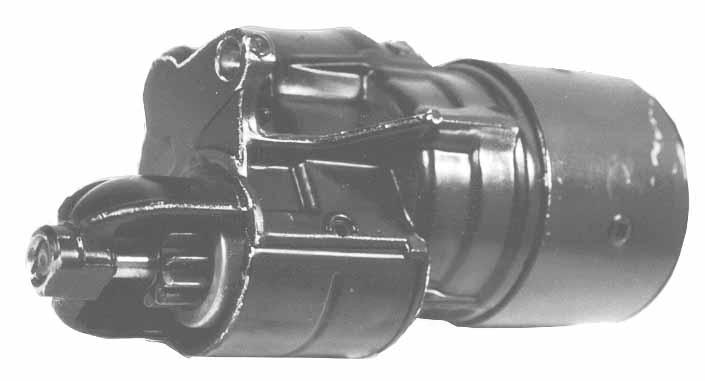 NASTRA AUTOMOTIVE IND, INC. - Starter Motor - NAI 3257