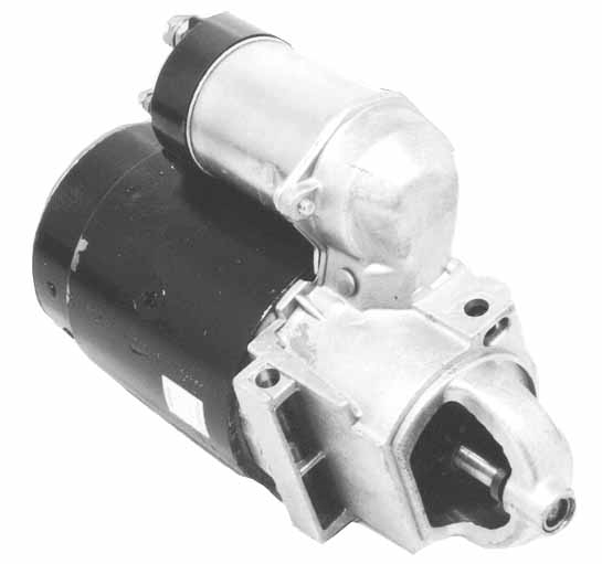 NASTRA AUTOMOTIVE IND, INC. - Starter Motor - NAI 3508
