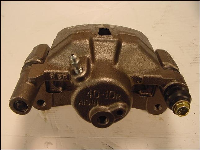 NASTRA AUTOMOTIVE IND, INC. - Disc Brake Caliper (Rear Right) - NAI 12-2738