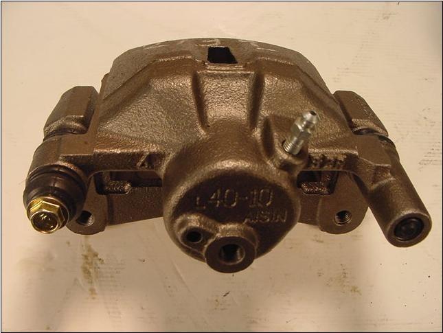 NASTRA AUTOMOTIVE IND, INC. - Disc Brake Caliper (Rear Left) - NAI 12-2739