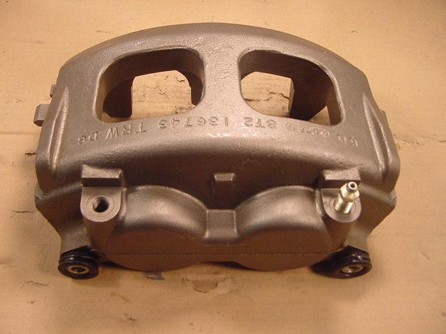 NASTRA AUTOMOTIVE IND, INC. - Disc Brake Caliper (Front Left) - NAI 11-9068