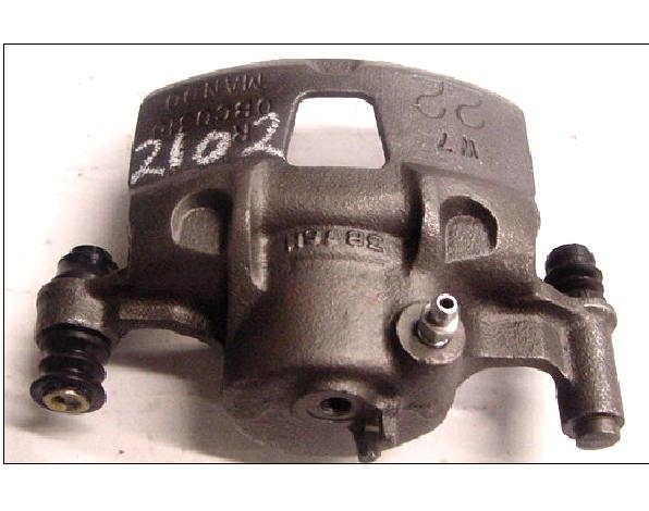 NASTRA AUTOMOTIVE IND, INC. - Disc Brake Caliper - NAI 12-2102
