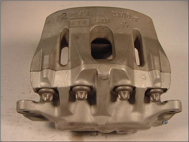 NASTRA AUTOMOTIVE IND, INC. - Disc Brake Caliper (Front Left) - NAI 12-2219