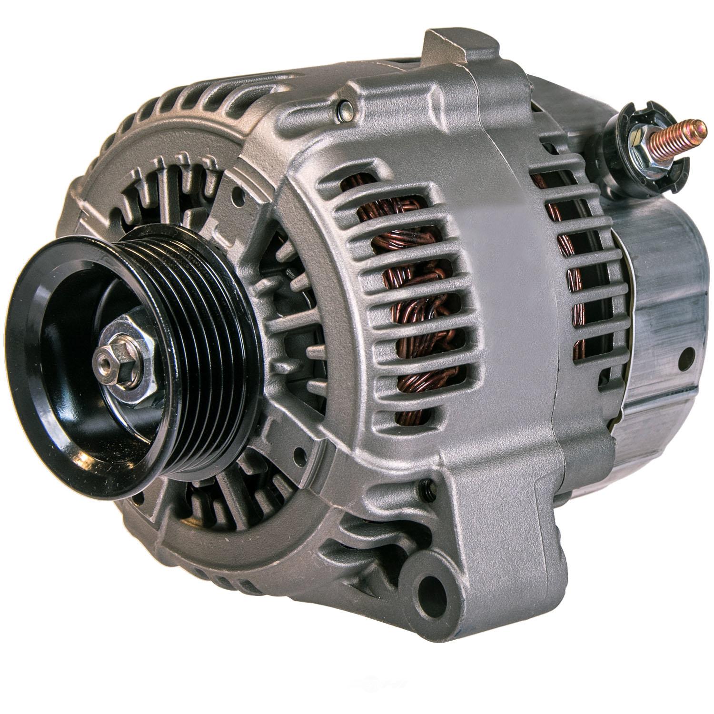 DENSO - Reman Alternator - NDE 210-0171