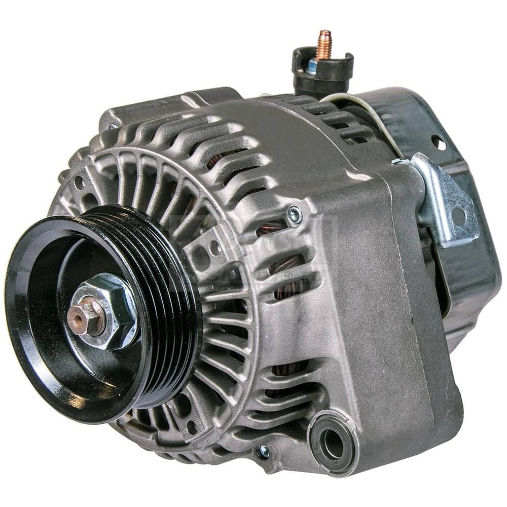 DENSO - Reman Alternator - NDE 210-0216