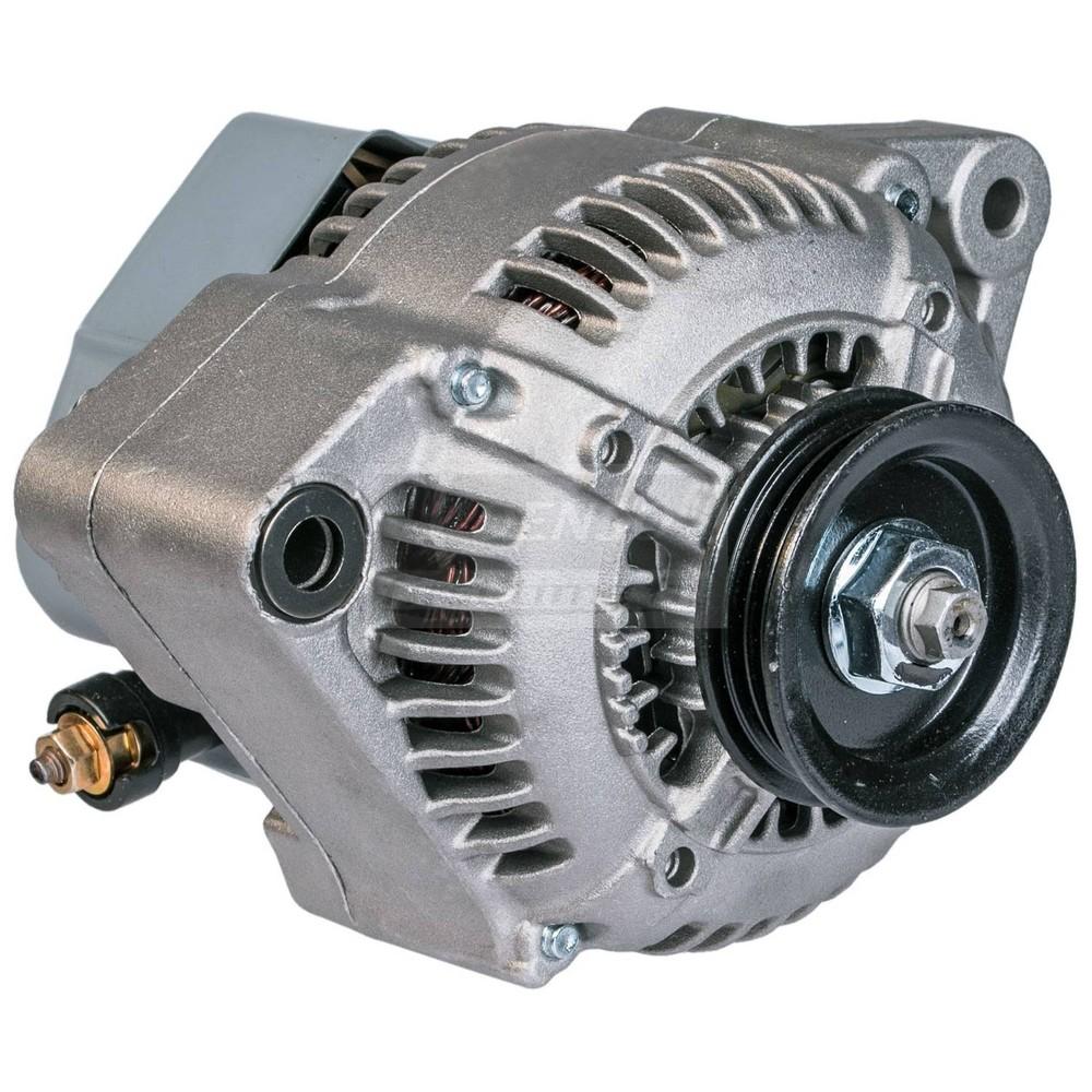 DENSO - Reman Alternator - NDE 210-0222