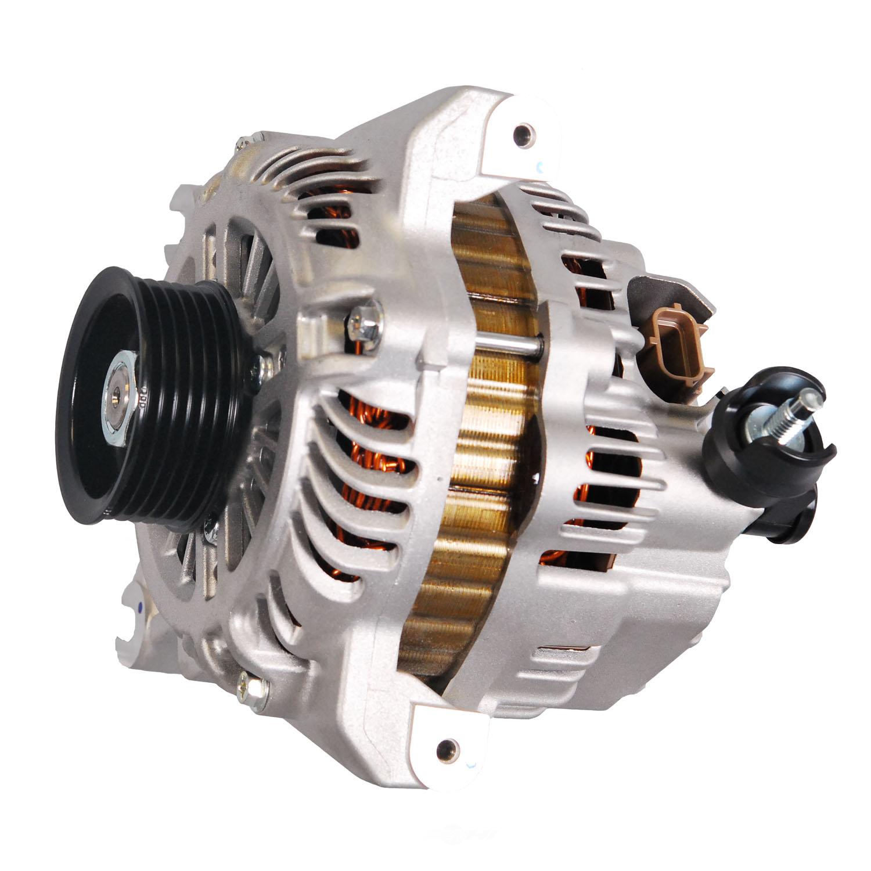 DENSO - Reman Alternator - NDE 210-4308