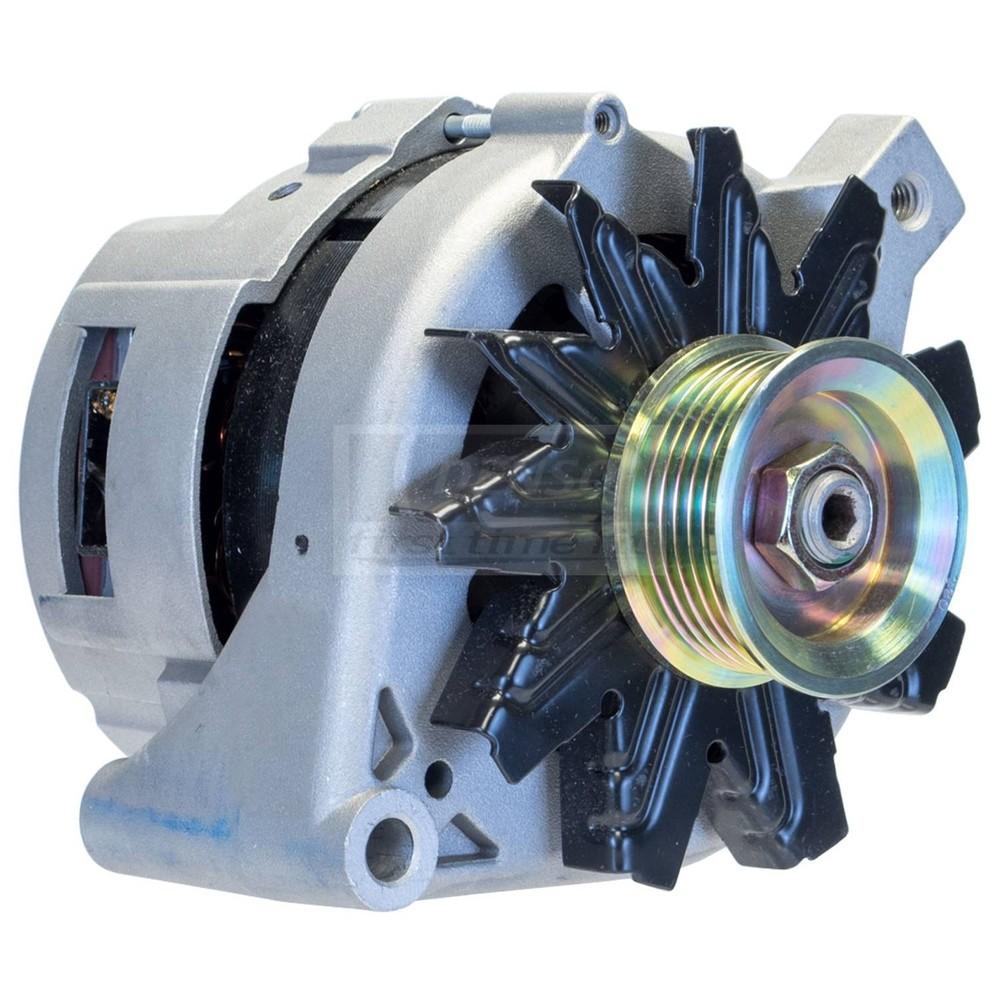 DENSO - Reman Alternator - NDE 210-5124