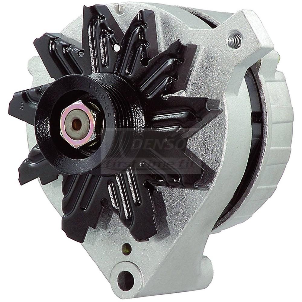 DENSO - Reman Alternator - NDE 210-5301