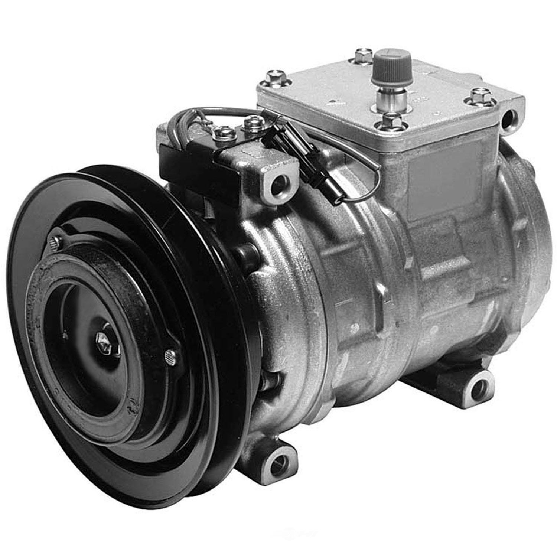 DENSO - New A/c Compressor - NDE 471-0106