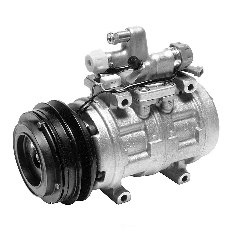DENSO - Reman A/C Compressor - NDE 471-0258