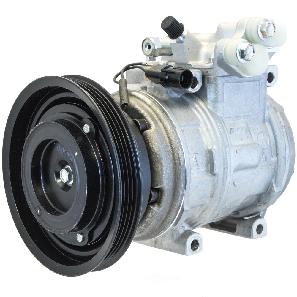DENSO - New A/c Compressor - NDE 471-0272