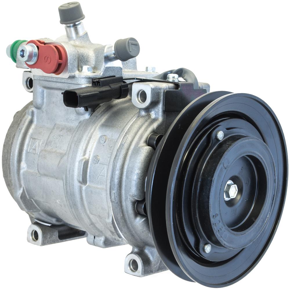 DENSO - New A/c Compressor - NDE 471-0357