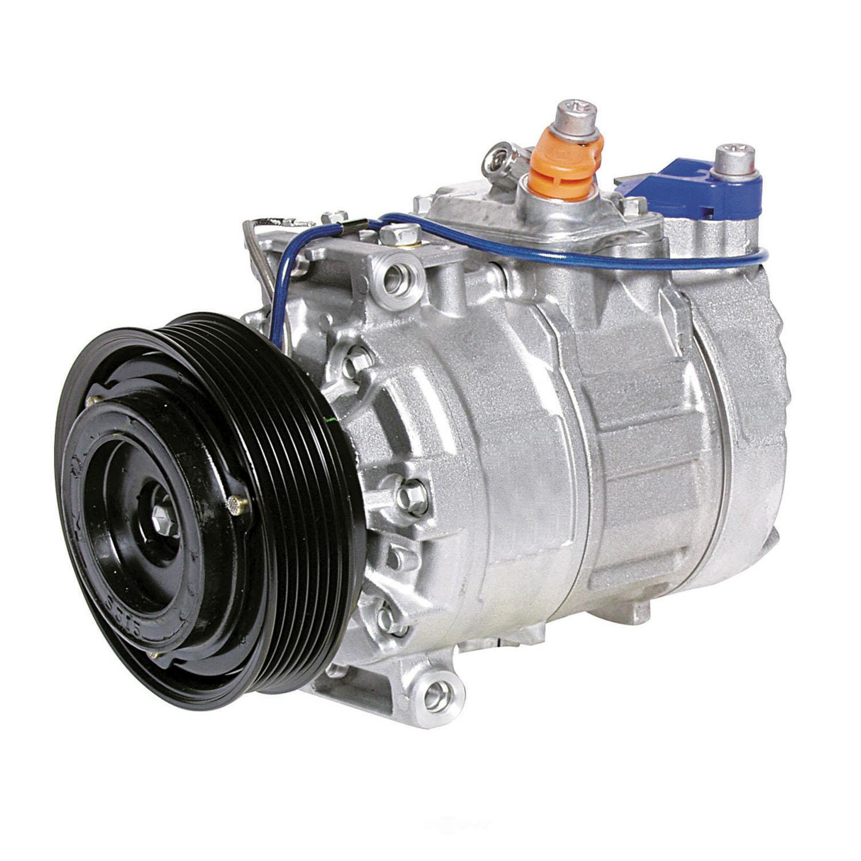 DENSO - New A/c Compressor - NDE 471-1260