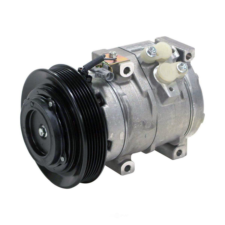 DENSO - New A/C Compressor - NDE 471-1407