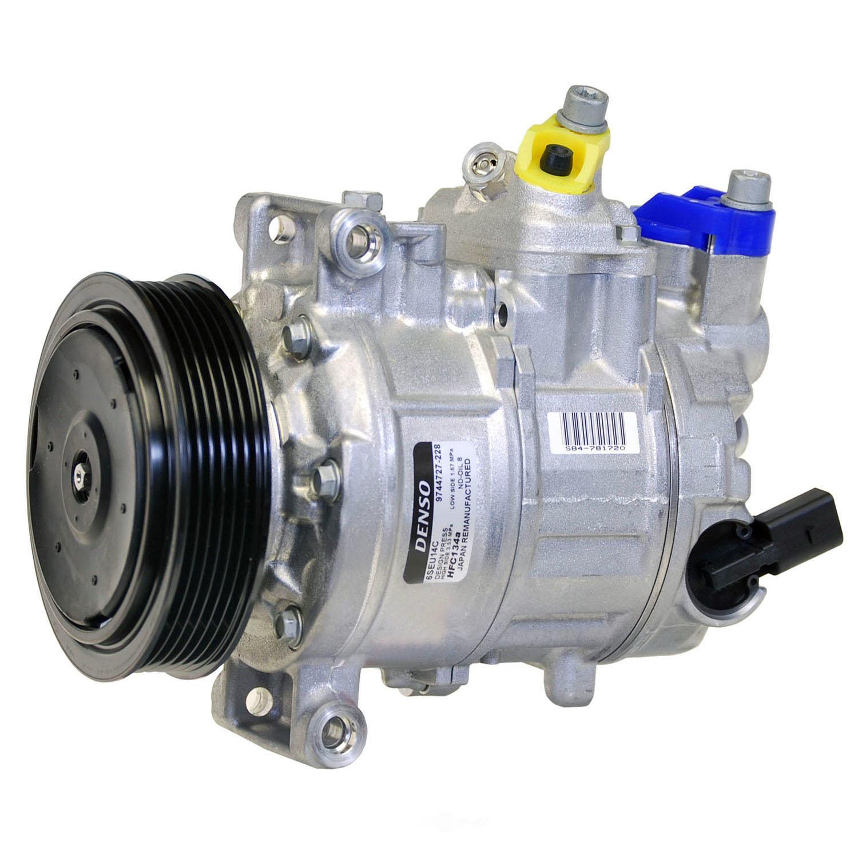 DENSO - New A/c Compressor - NDE 471-1494