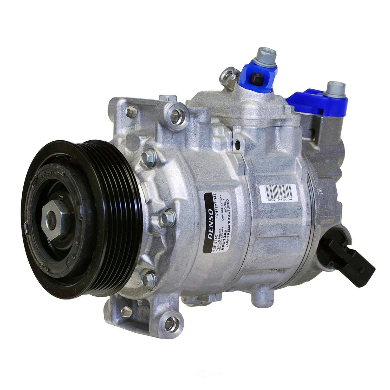 DENSO - New A/c Compressor - NDE 471-1691