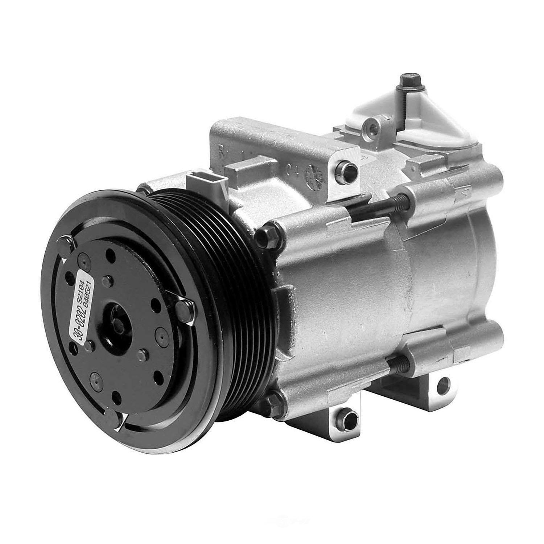 DENSO - New A/c Compressor - NDE 471-8102