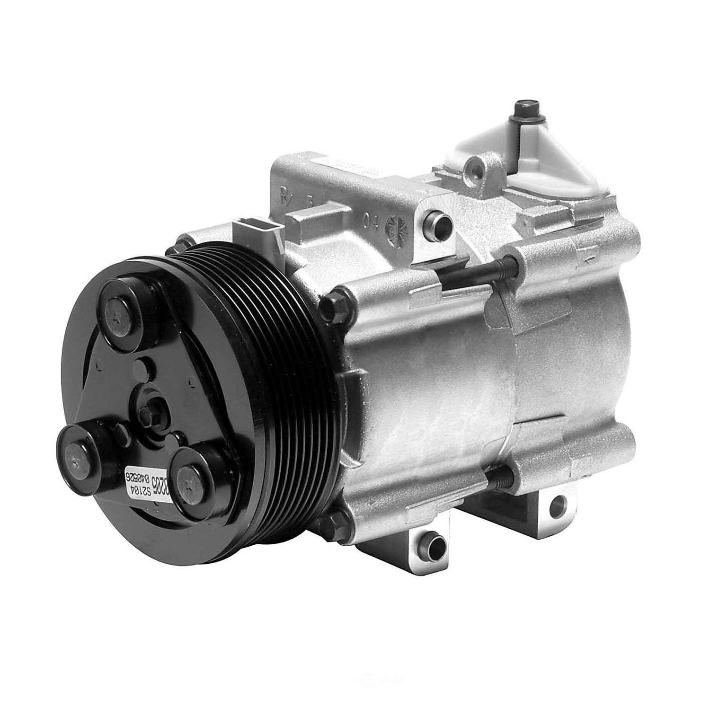 DENSO - New A/c Compressor - NDE 471-8118