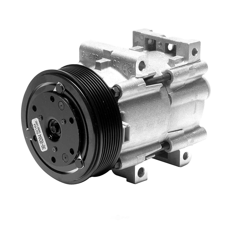 DENSO - New A/c Compressor - NDE 471-8119